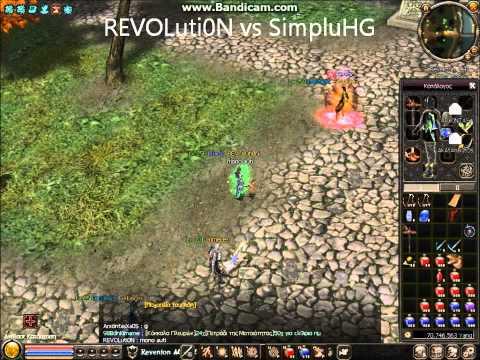 ReventonMetin2..gr REVOLuti0N vs Kokkinakia