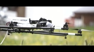 AscTec Falcon 8 /// 5 Years Of Unmanned Aerial Imaging