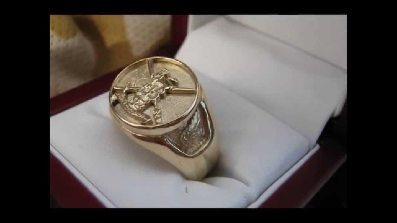 Gold Signet Ring Nz