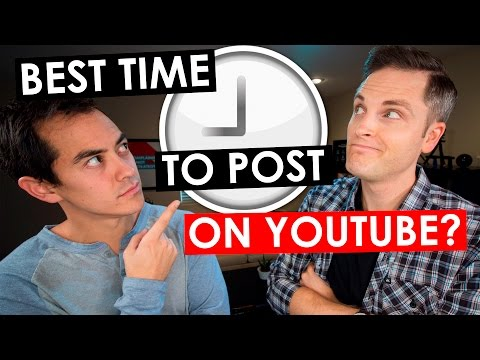 What is the Best Time to Upload a Video? — 4 Tips on the Best Time to Post on YouTube