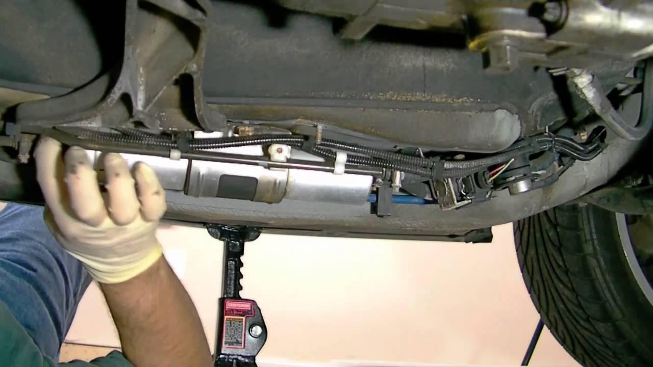 bmw e46 fuel filter