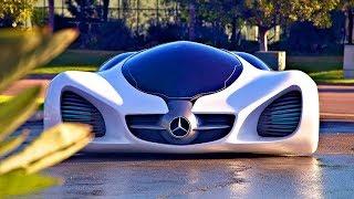 10 Samochodów przyszłości
