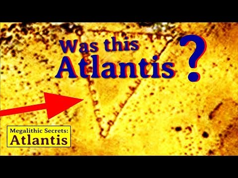 New Structures Found At Atlantis (Richat Structure)