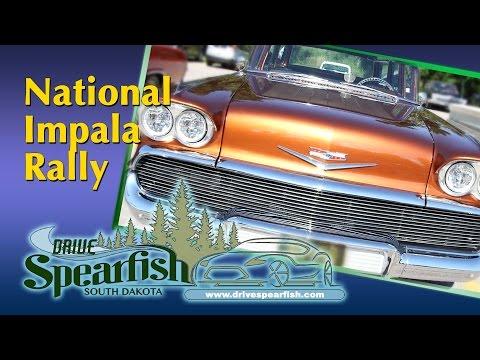 National Impala Rally 2015, Spearfish, SD