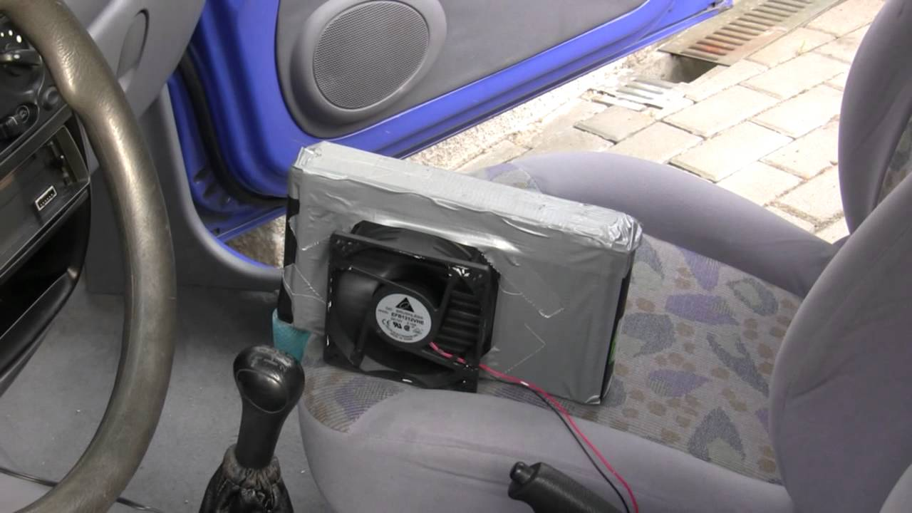 DIY Home Made Air Cooler That Actually Works For 45