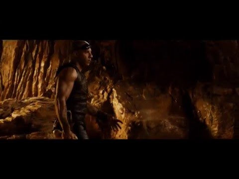 Riddick (2013) - Riddick vs. Mud Demons