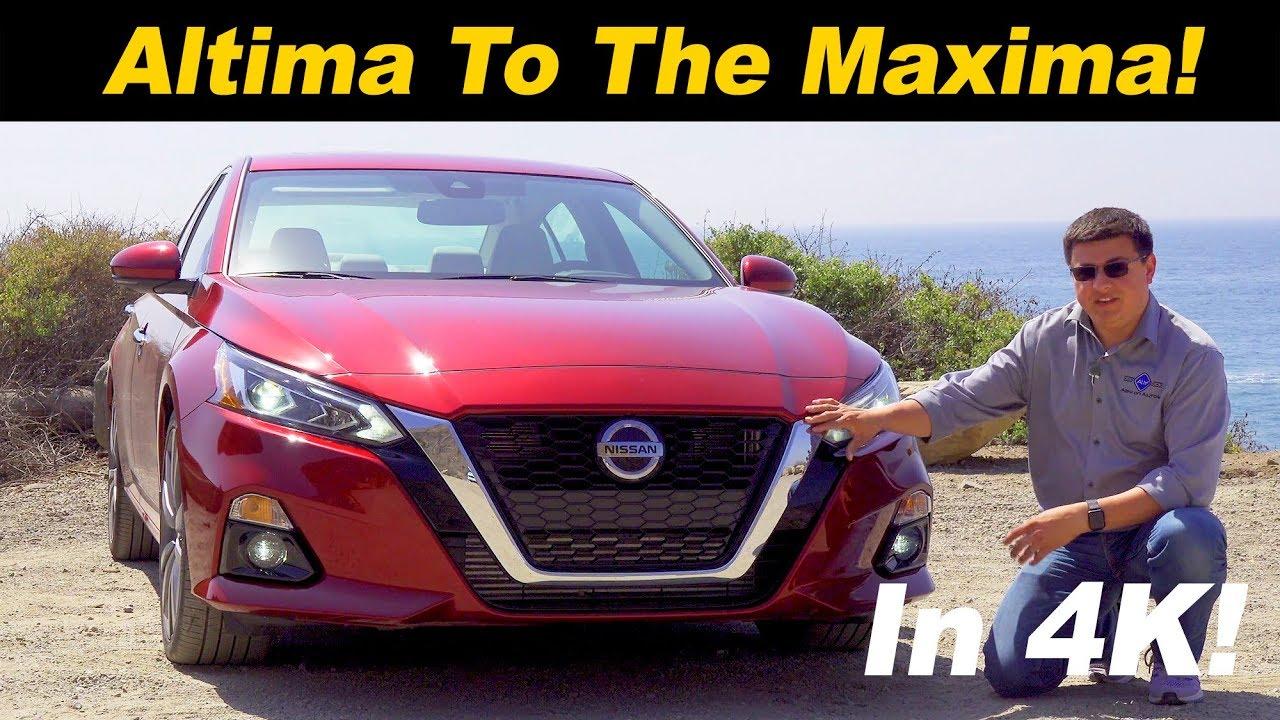 Altima Vs Maxima >> 2019 Nissan Altima Forget About The Maxima