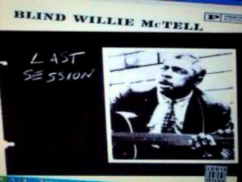 Blind Willie McTell - Little Delia (1949)
