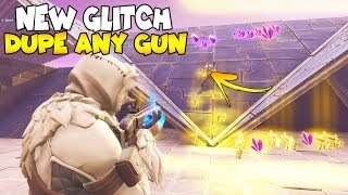Insane New Working Duplication Glitch! 😱 (Scammer Gets Scammed) Fortnite Save The World