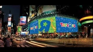Toys R Us New York City Times Square ****