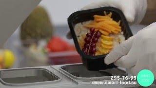 Сервис по организаций правильного питания для похудения в Сочи.