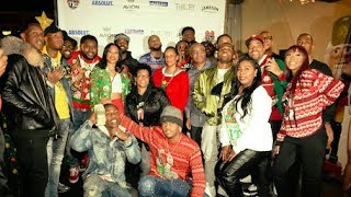 YFN Lucci  & TIG 2018 Holiday Party
