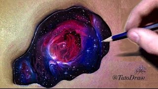 Drawing 4 Drawing:  Beautiful Piece of The Universe