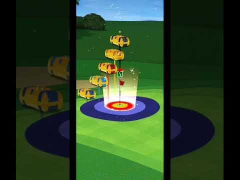 Golf Clash Golden Shot Medium and Hard walkthrough guide Glenmonarch Estate