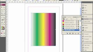 Назначение заливки в Adobe InDesign