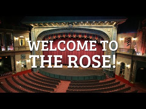 The Rose Theater - Orientation Video