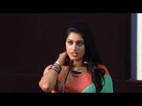 Heroine Tanya Speech At Karuppan Press Meet- Vijay Sethupathi ,Tanya,Panneer Selvam,D.Imman