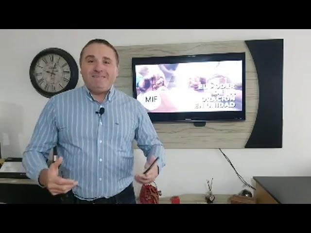 El poder de la oración en unidad - Pastor Diego Touzet