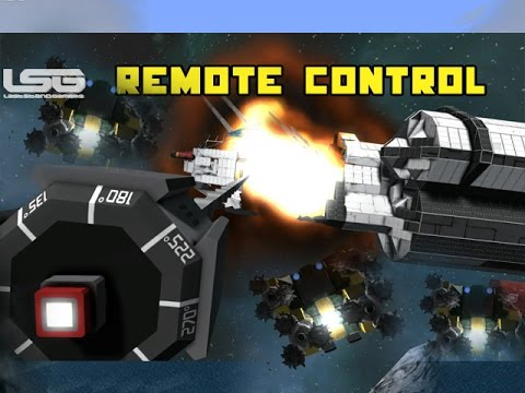how to add ship controls to hud space engineers