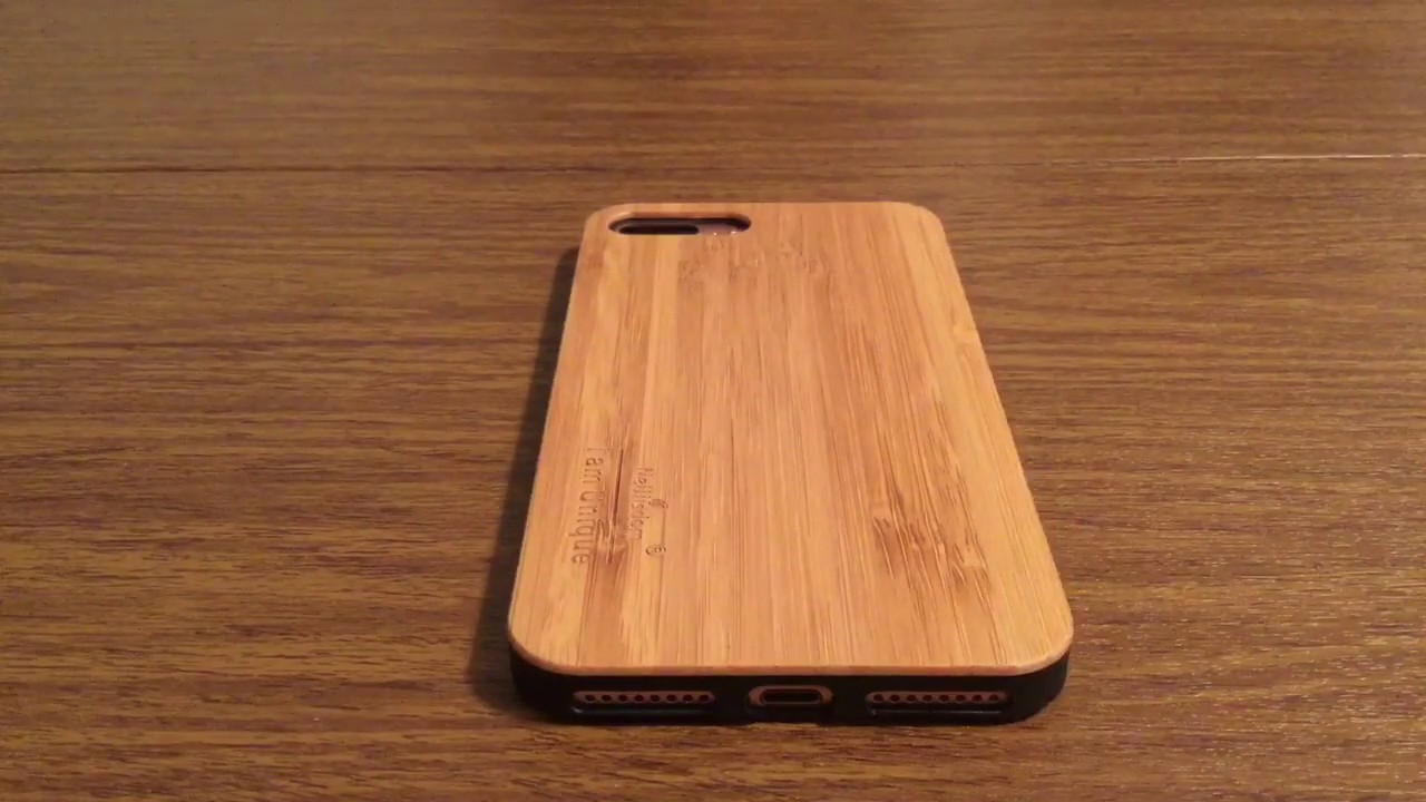 bamboo iphone 7 case