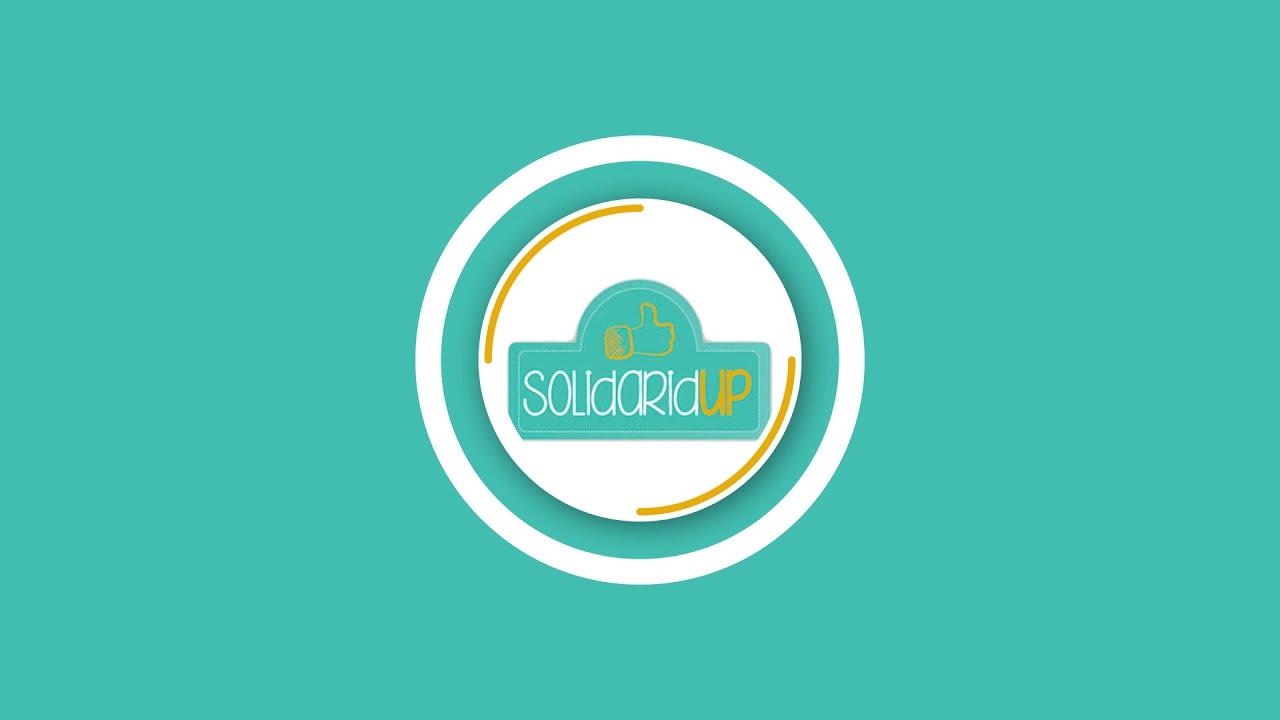 Suscríbete al nuevo canal de SolidaridUP!!