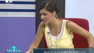 Invata sa fii fericita in relatii! - cu Loredana Latis la TVH