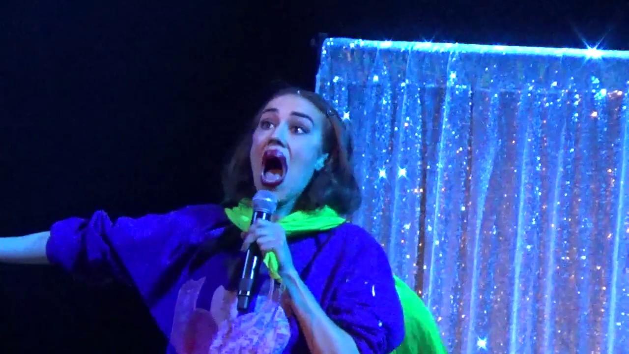 Miranda Sings 2018 Tour New Haven CT Apr-7 - YouTube