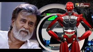 Robo Leaks 23-07-2016 Talks About Super Star Rajini's Kabali and Politics – Puthiya Thalaimurai TV Show