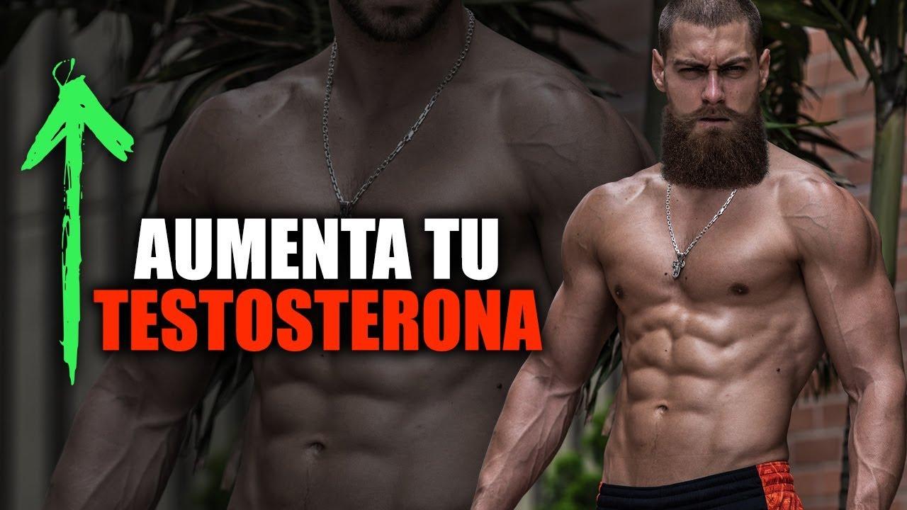 Producir mas testosterona forma natural