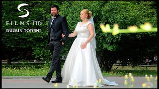 Düğün töreni Saliha ile Ali