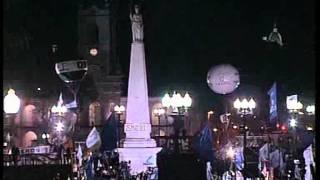 Cristina en la Plaza de Mayo - Discurso completo