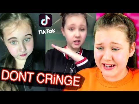TIK TOK TRY NOT TO CRINGE CHALLENGE!! Ruby Rube