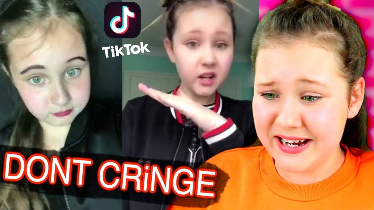 Tik Tok Try Not To Cringe Challenge Ruby Rube Youtube