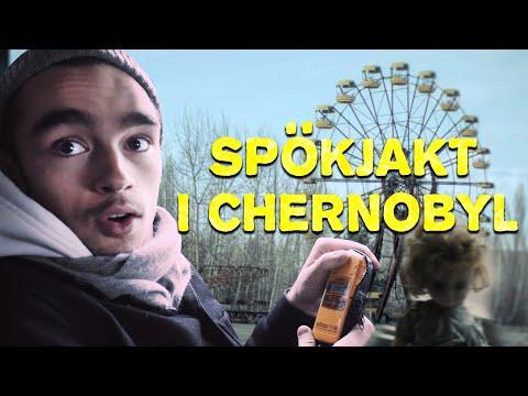 SPÖKAR DET I CHERNOBYL?