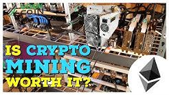 Is Crypto Mining Worth it? CPU, GPU, and ASIC Mining Profitability Review