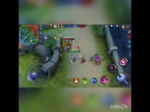 I Use Nana In Gm Rank Game/Mobile Legends Gaming
