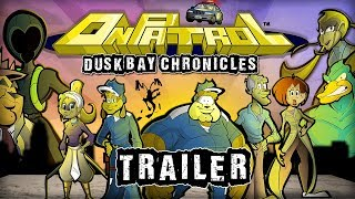 On Patrol: Dusk Bay Chronicles - Animated Trailer