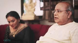 Testimonial of Mr. & Mrs. TN Rao for Nikita Jewellers, Vashi Navi Mumbai