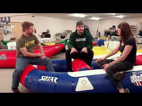 The Gear Shed - Sotar Rafts