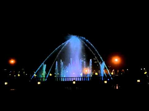 Lucknow Fountain show
