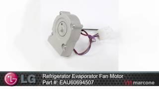 LG Refrigerator Evaporator Fan…