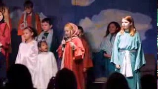 Childrens Christmas Play, 2015 - The Camel Lot