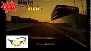 night vision driver sunglasses by SMart technologies Inc. USA