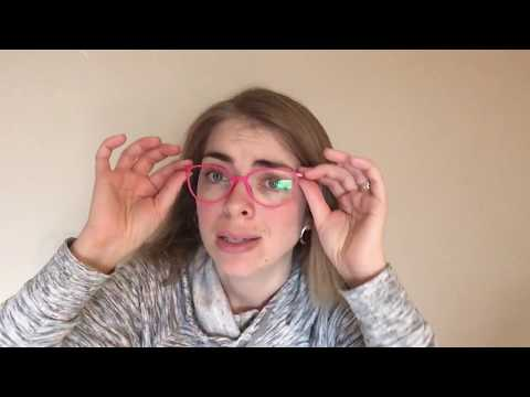 00a4febe9f88 Cheap glasses haul  Zenni Optical glasses 2018 - YouTube