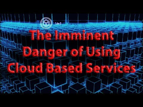 GREY PILL: TECHNOLOGY- The Imminent DANGER of Using Cloud Based Services *SHOCKING*