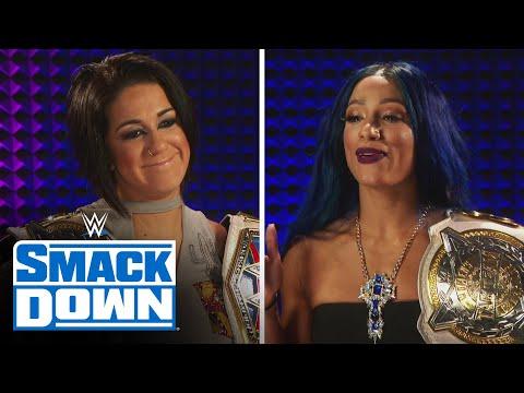 Bayley & Sasha Banks pay tribute to Bayley & Sasha Banks: SmackDown, July 3, 2020