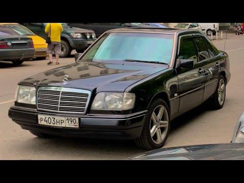 ОБЗОР НА MERCEDES W124 E280