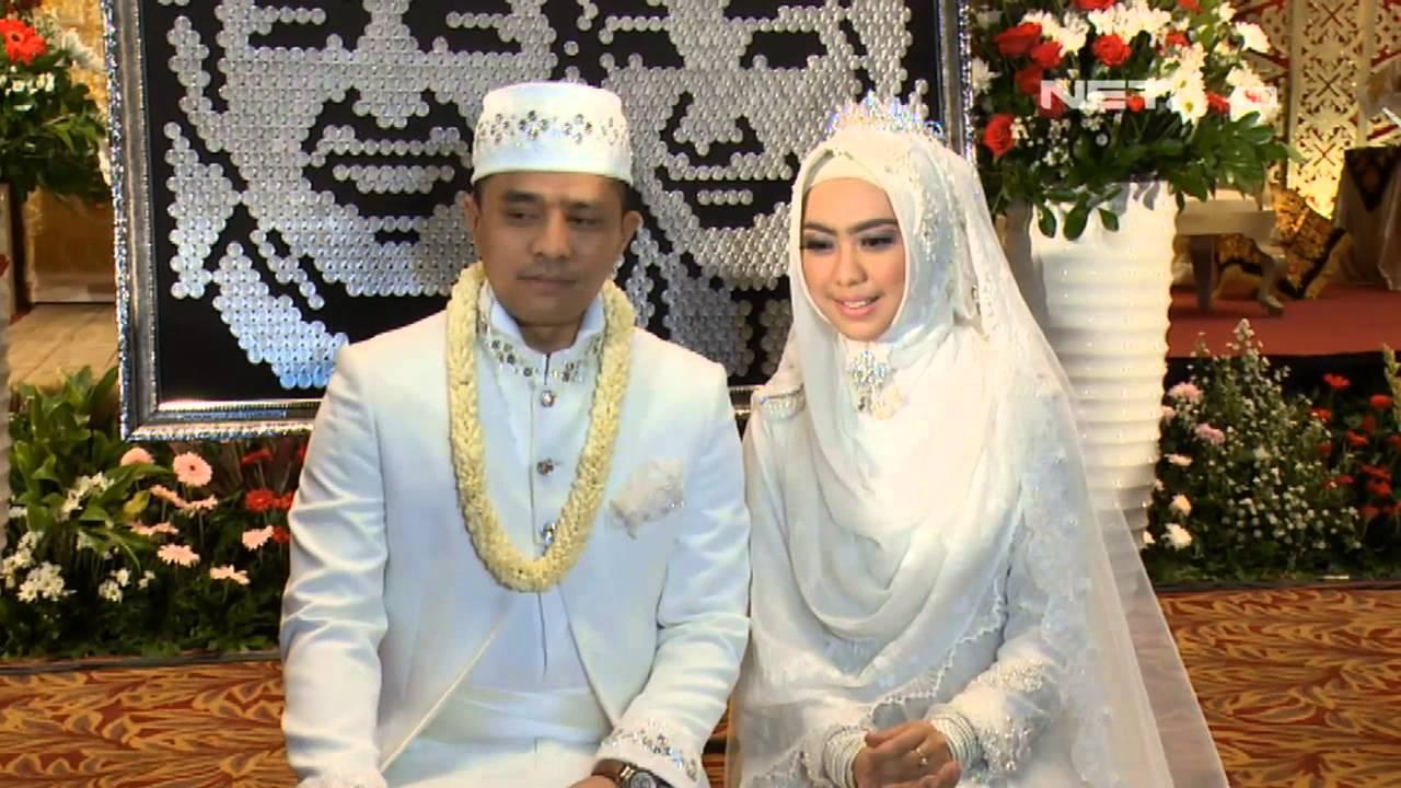 Entertainment News - Oki Setiana Dewi melangsungkan Akad ...