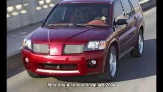 #1633. Mitsubishi endeavor ralliart 2004 (Prototype Car)
