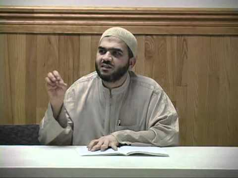 Lecture by Sh. Yaser Alkhooly, Don